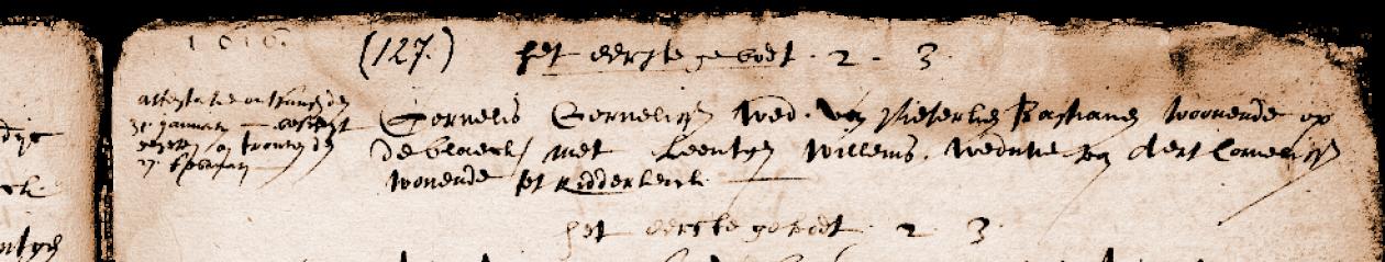 Waalboer sinds 1616