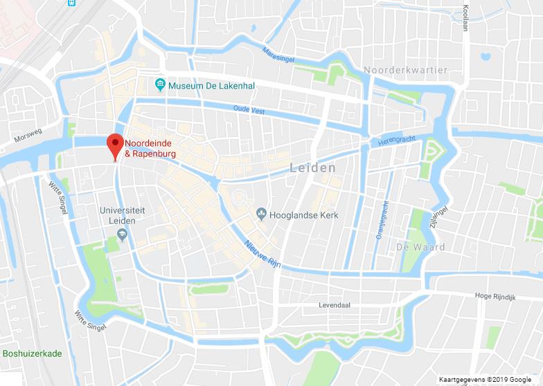 Leiden Google 2019